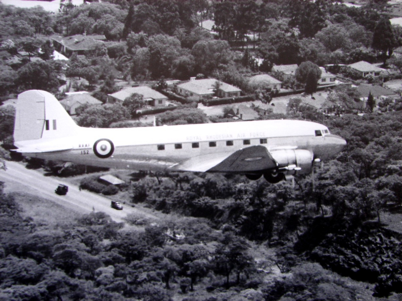 32715 Royal Rhodesian Air Force 152 Sykes
