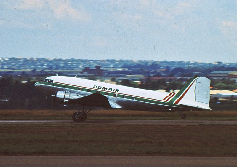 42963 ZS-FRM at Swartkop 17 Dec 1985 Stefaan Bouwer