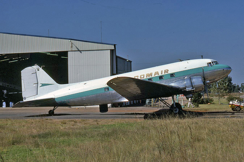 42969 ZS-DXW Comair Clinton Groves