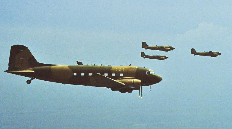 50th a 24 daks in flight 1 Stefaan Bouwer