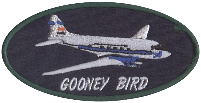 Memorabilia Gooney Bird patch