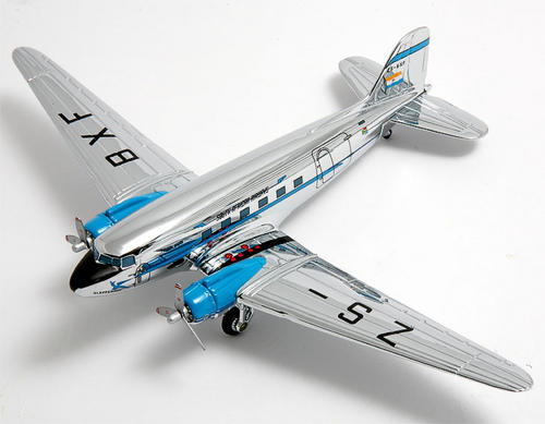 Model Corgi AA30007 DC3 ZS BXF die cast model 2
