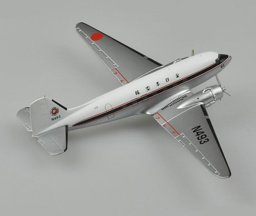 JC Wings 2045D DC-3 ANA N493 200 scale